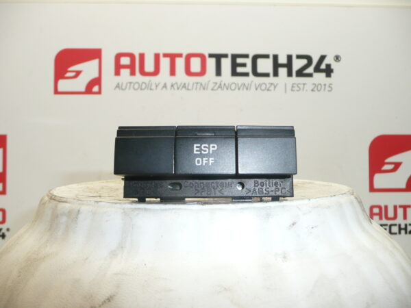 Spínač ESP PEUGEOT 407 96512442XT 6554FE