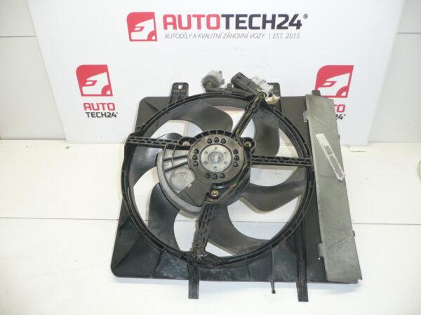 Ventilátor chladiče CITROEN PEUGEOT 9652396280