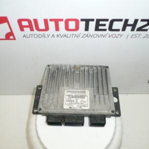 ECU Delphi 1.4 HDI 9648966680 9654305780 1940VJ