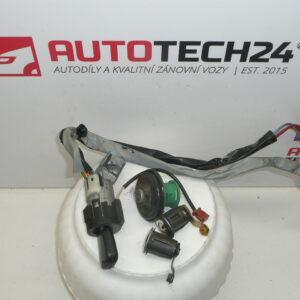 Sada klíče a zámků CITROEN BERLINGO II 4162CF