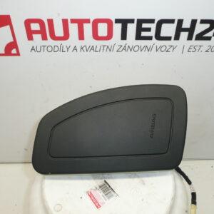 Pravý airbag PEUGEOT 407 96532615ZD 8216EZ