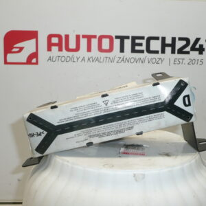 Pravý airbag PEUGEOT 407 9647923680 8216CP
