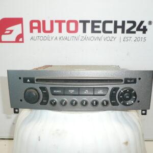 Autorádio rádio CD RD4-N1-02 CITROEN PEUGEOT 96650205XH