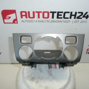 Panel ovládání klimatizace PEUGEOT 308 9660529177 8231JP