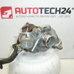 Turbo REPAS 1.6 HDI  55 a 66 KW 9685293080 0375N5
