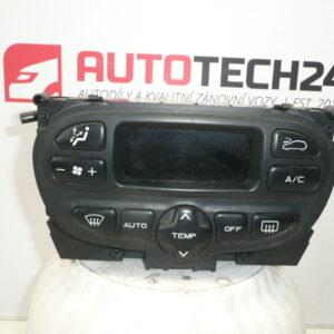 Ovladač topení  klimatizace PEUGEOT 307 9651196880 6451ZA