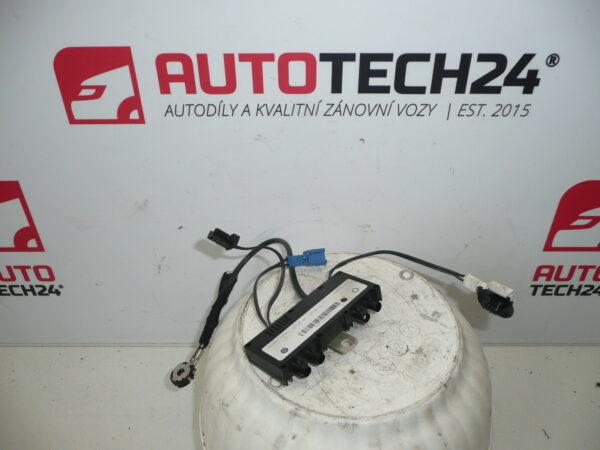 Anténní modul PEUGEOT 307 CC 9655796780 6561CV