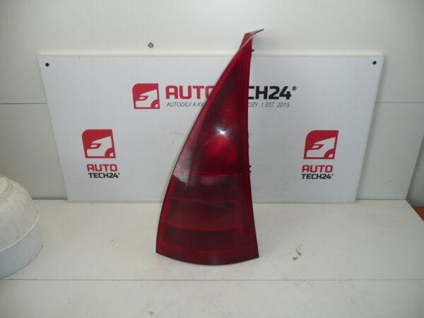 Pravá zadní lampa CITROEN C3 do 2005 6351Q3