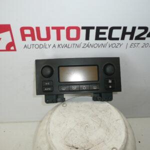 Ovládání klimatizace CITROEN C4 9658084577 6451SN