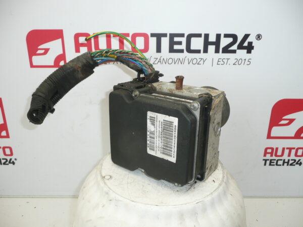 ABS ESP BOSCH CITROEN C4 9657352680 0265950370 4541E4
