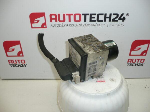 ABS ESP TRW 15710605 PEUGEOT 407 9661702380 4541X4