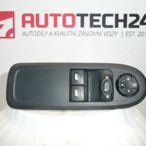 Ovladač oken a zrcátek PEUGEOT 308 96565186XT 649024