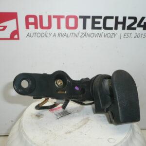 Mechanizmus zadního stěrače PEUGEOT 407 SW 9651000780 6405Z1