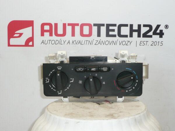 Ovladač topení klimatizace CITROEN C2 C3 F664480V 6451KS