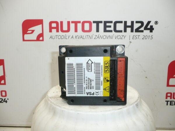 Jednotka airbagů CITROEN C2 C3 9651927580 654583