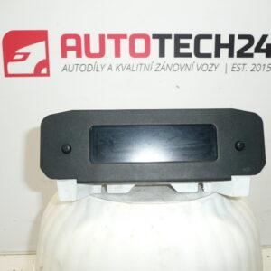 Display PEUGEOT 206 96564643XT C00 6563HV