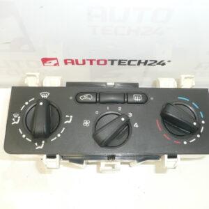 Ovladač topení CITROEN C2 C3 F664478N