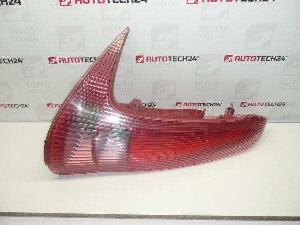 Levá zadní lampa světlo PEUGEOT 206 Combi 6350R4