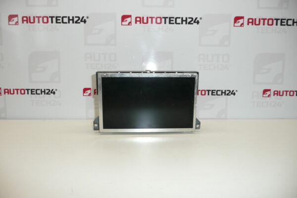Display NAVIGACE CITROEN PEUGEOT 9656690880 6563YK