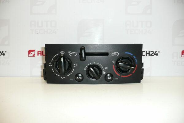 Ovládání topení klimatizace PEUGEOT 207 69910002 6451TL