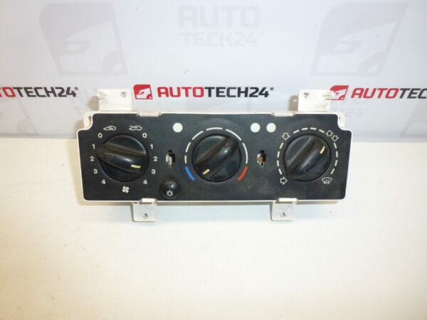 Ovládání topení klimatizace CITROEN XSARA 6451FR 6451NG