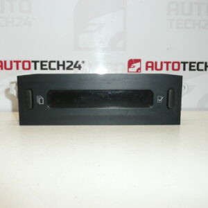 Display CITROEN PEUGEOT 9642824677A00 6155GV 6593L3