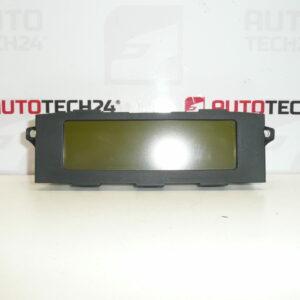 Display CITROEN C4 9657882880 6593T2