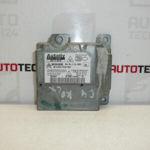 Jednotka airbagů CITROEN C4 9662643680