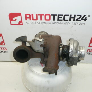 Turbo CITROEN PEUGEOT 1.4 16V HDI 9648338880 9655673080